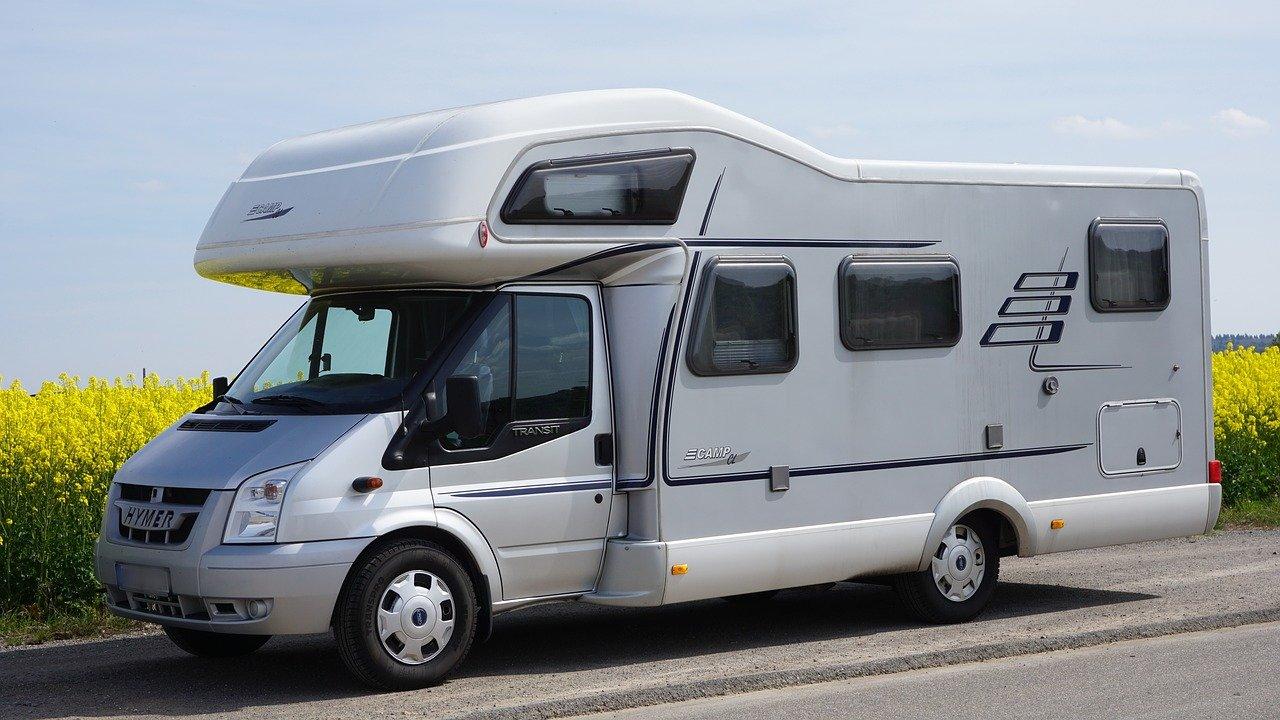mobile home, hymer, camper
