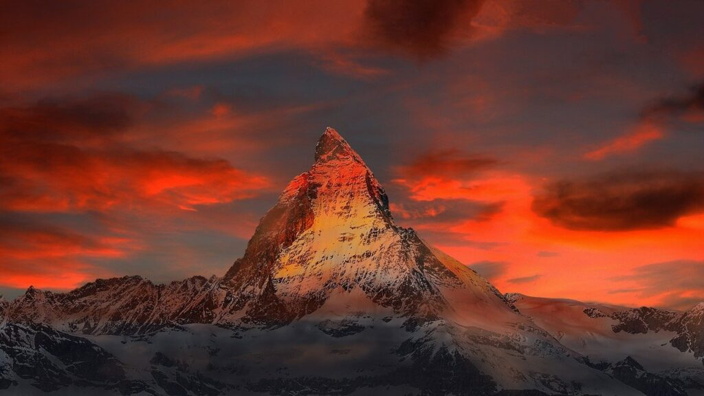 switzerland, zermatt, mountains